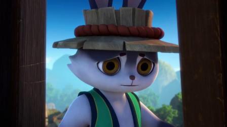 巨兵长城传:小野想要快点逃出去,揭穿猫咪三兄妹的阴谋!