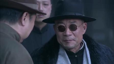 新上海滩:许文强丁力的兄弟情,连黑老大都佩服……