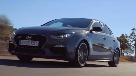 2019 现代 i30 Fastback N 试驾评测[ Auto Express]