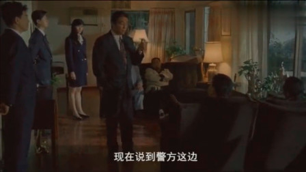 """香港电影:开会,大佬放""""狠话""""谁有胆子来动我?"""