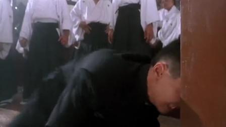 精武英雄:对付日本人就得用打的,不然他们是不会听话的