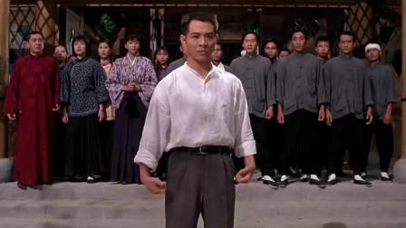精武英雄:陈真用西洋拳PK霍家拳,果然各有各的优点