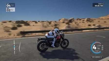 [琴爷]极速骑行3RIDE3试玩03摩托车竞速游戏