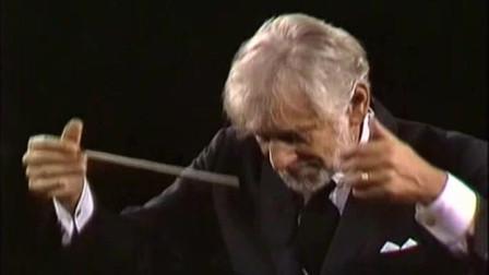 """名曲欣赏374:贝多芬c小调第五交响曲""""命运""""·伯恩斯坦, 巴伐利亚广播交响乐团"""