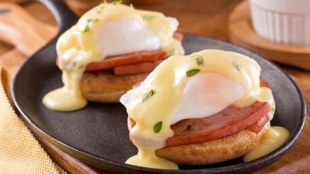 鸡蛋狂魔-如何制作班尼迪克蛋