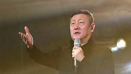 歌唱家韩磊用一首《四十不惑》致敬改革开放四十周年,愿家国共创辉煌 2019湖南春晚 20190129