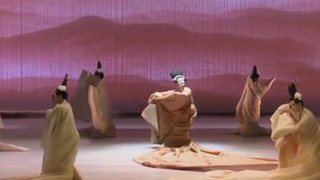 一段因音乐走红网络的古风舞蹈,杜甫《丽人行》大集合