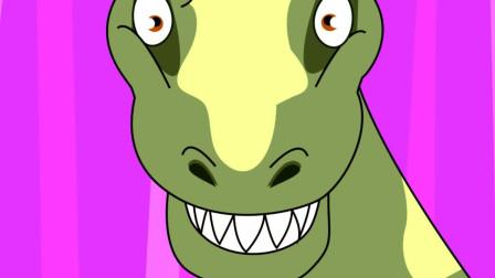 Tarbosaurus 特暴龙不挑食所有东西都爱吃