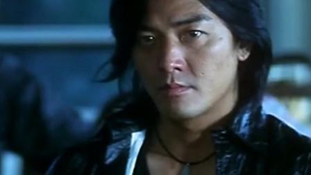 古惑仔:陈浩南点烟的姿势太帅了,这个镜头我看了不下10遍!