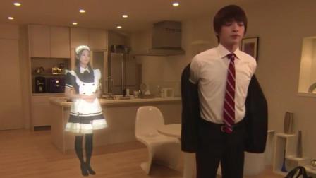 """日本为了提高配对率,为年轻人提供单身公寓,还有""""女仆""""服侍"""