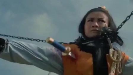 邵氏武侠电影,这部以女侠为主角的古装武侠片太好看了,打戏很棒