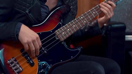 Fender American Performer Jazz Bass 试听测评
