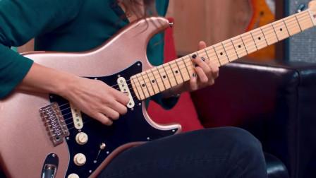 Fender American Performer Stratocaster 试听测评