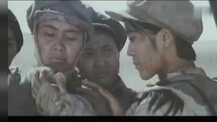 西路军妇女团一路被马步芳的逃进沙漠,还是被包围