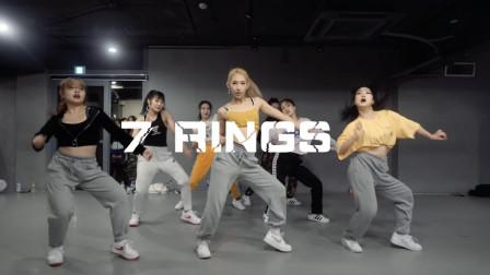 【1M舞室】7 rings - Ariana Grande ⁄ Mina Myoung编舞