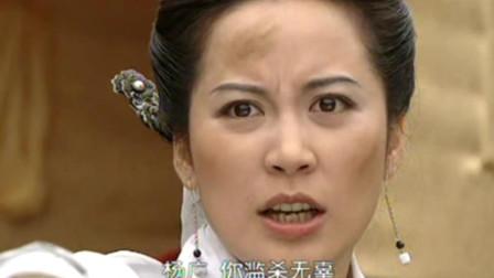乱世桃花:秦琼带瓦岗寨兄弟杨广,一时场面混乱双方兵刃交接