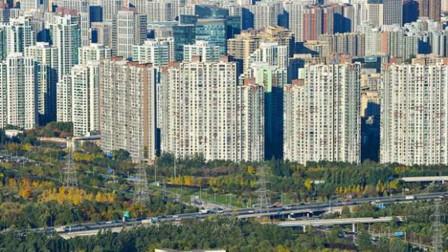 亚洲最大的小区,有40万人居住,上班就跟春运一样?