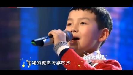 韩红以为没人能唱《天路》,谁知小女孩一开口如此惊艳,当场打脸