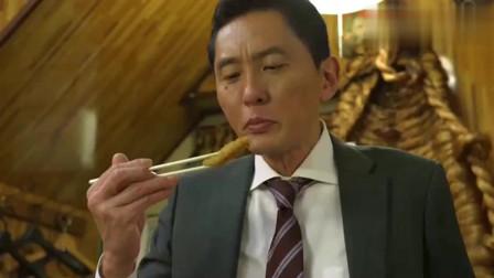 孤独的美食家:五郎叔这是吃了什么,才会露出这么满足的表情