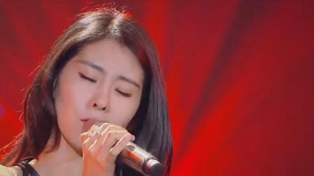 张碧晨-红玫瑰【我是歌手】声音动听,而且衣服超美,女神!