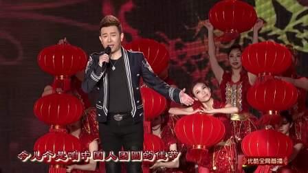 张羽《最美中国节》最浓年味欢乐上演,欢声笑语喜迎佳节 2019中国城市春晚 20190202