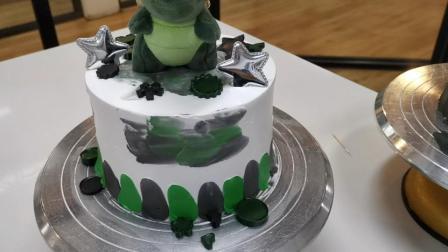 小可爱蛋糕来啦