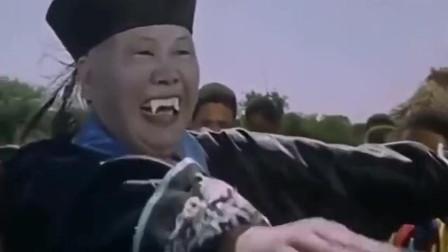 中国僵尸 VS 外国巨人,林正英在一旁加油打气,中国僵尸为国争光