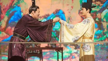 中国最有才华的二位奸臣,写的字被载入史册,本人却臭名昭著!