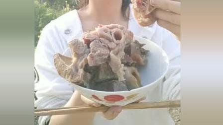 美味腊猪蹄开吃感觉有食欲的吗?