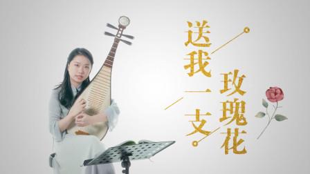 新爱琴从零开始学琵琶 第56课 四级曲目《送我一只玫瑰花》(二)