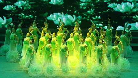 明之星舞蹈教育20年校庆《茉莉花开》