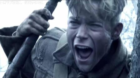【刺激震撼的战争名场面】指挥官不顾及士兵生命,要求顶着敌军射击硬冲,死伤很惨重!