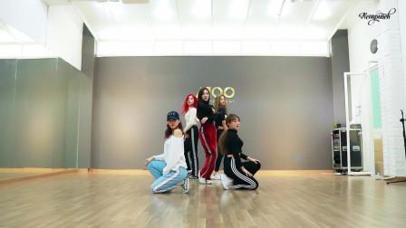 [NEONPUNCH] Watch Out_TicToc_Dance Practice
