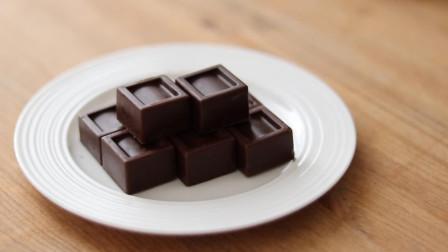 香浓巧克力咸焦糖,可以做礼物的小甜点