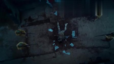 特种兵之深入敌后:真不愧是特种兵,竟在瞬间秒杀4个鬼子