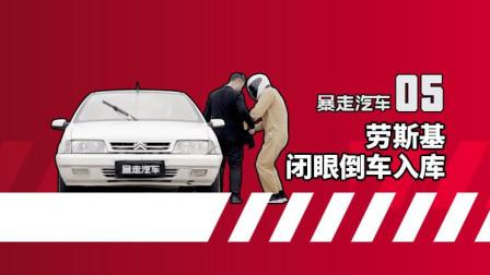 【暴走汽车】江湖绝学蒙眼倒车入库