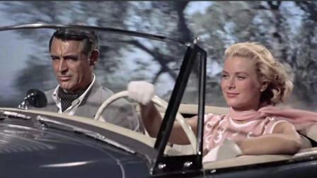 格蕾丝凯莉在希区柯克电影《捉贼记》中,就已显露王妃的风范