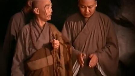 达摩祖师在少林寺石洞面壁修行+一坐就是九年!