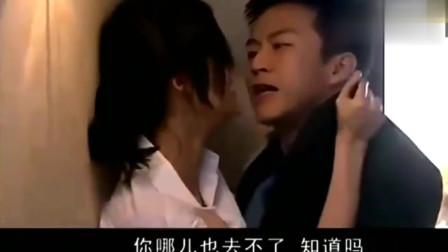 艰难爱情:钻石王老五的艰难爱情:车晓被邓超家暴,竟不小心摔下楼梯!