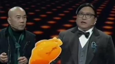 杨议搭档王晶,首度上台即兴表演相声,没想到