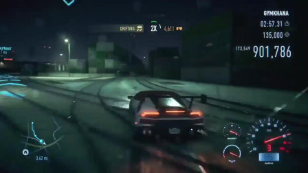 极品飞车:来看看世界最快纪录是怎么玩这游戏的,太恐怖了!