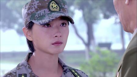 军人老爸一身军装到部队找女儿,女儿当场泪哭,这一幕太感人了!