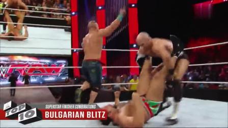 WWE回顾:约翰塞纳与巴蒂斯塔组合,天衣无缝!