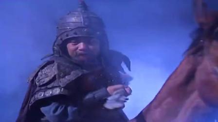 张郃的勇武丝毫不亚于张飞,诸葛亮都佩服他