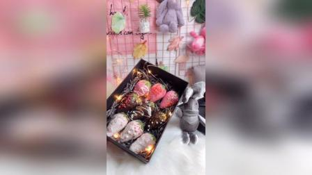 草莓巧克力的教程来啦