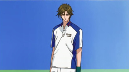网球王子全国大赛:手冢使出了无我境界,对手的招式被一一化解!