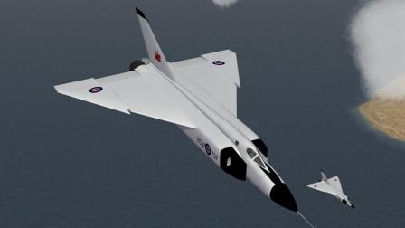 """远远领先世界20年,加拿大CF-105""""箭""""式战斗机为何渺无音讯?"""