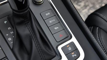 自主品牌!只有这国产车用中文按键,网友:汽车用中文还真不丢人