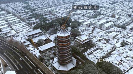2018年最后一场雪——苏州
