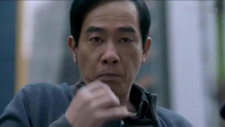 《反黑》:陈小春被调虎离山,结果律师被古惑仔当街砍倒!